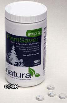 500 Tablets Natura Systemic Deer Repellent (with most bitter chemical compound)