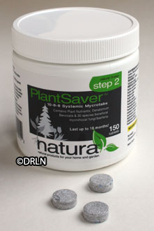 150 Tablets Natura Systemic Deer Repellent (with most bitter chemical compound)